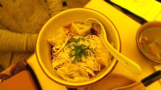 Pork-Dumpling-With-Chilli-Oil-La-Mian
