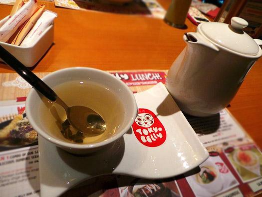 Tea-Sakura