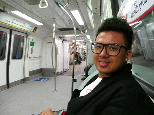 Transportasi-Singapore