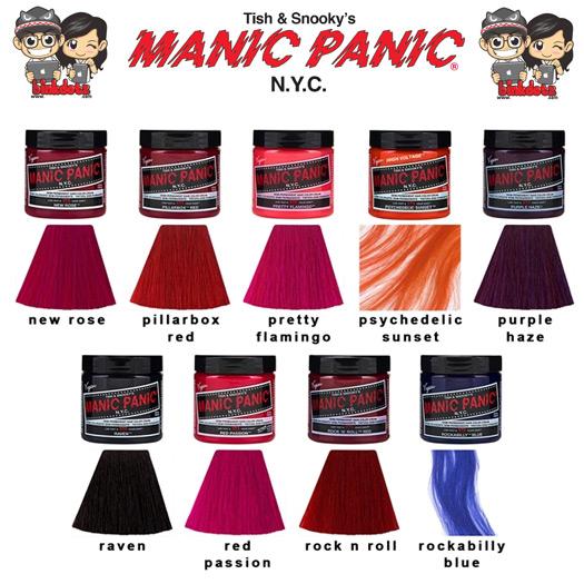 Warna-Lengkap-Manic-Panic-Classic