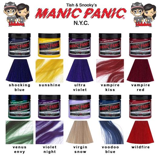 Warna-Warna-Manic-Panic-Classic