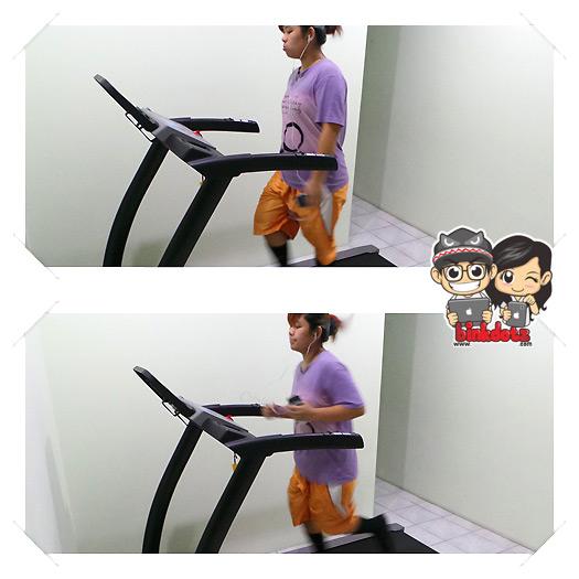 Treadmill-Time