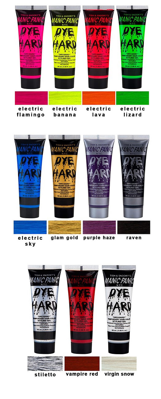Manic-Panic-Dye-Hard-Color-Chart