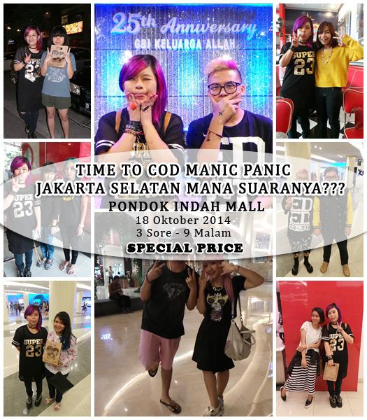Belanja-Manic-Panic-Di-Pondok-Indah-Mall