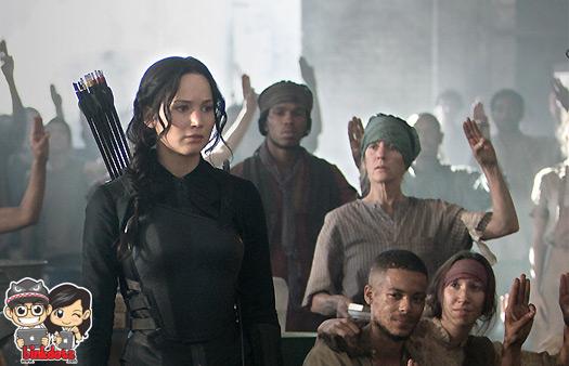 Katniss-Sebagai-Mockingjay
