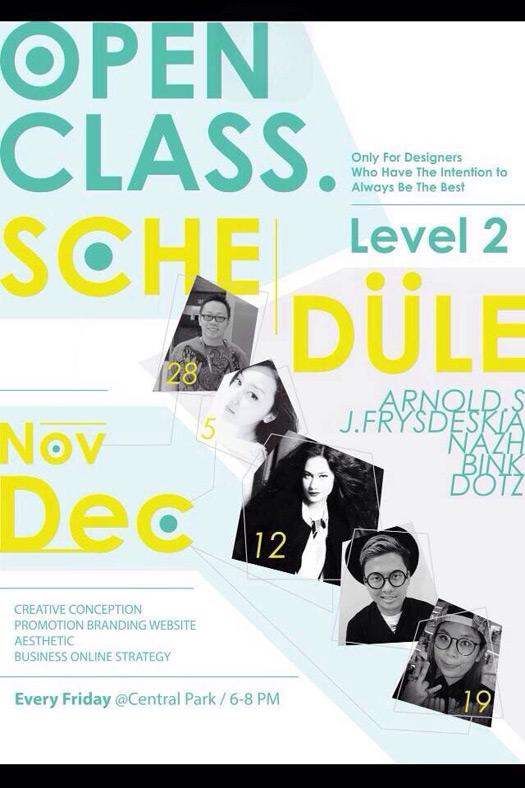 Open-Class-Level-2