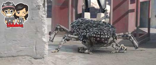 Robot-Automata-Movie
