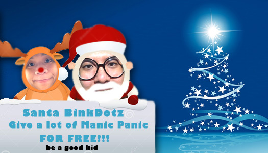 Santa-Binkdotz-Give-Manic-Panic