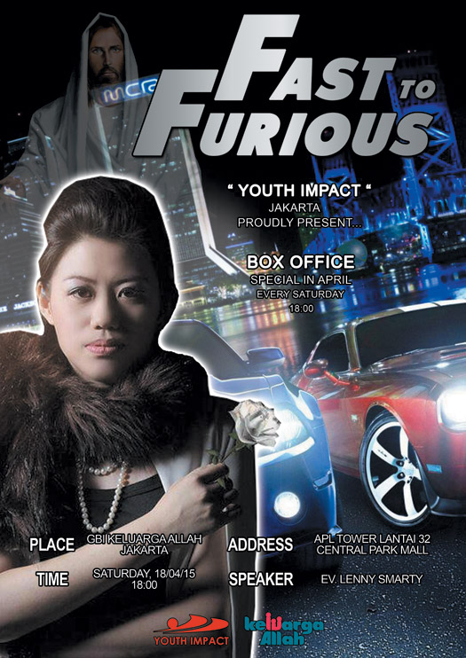 Poster-Ibadah-Youth-Impact-Fast-And-Furious