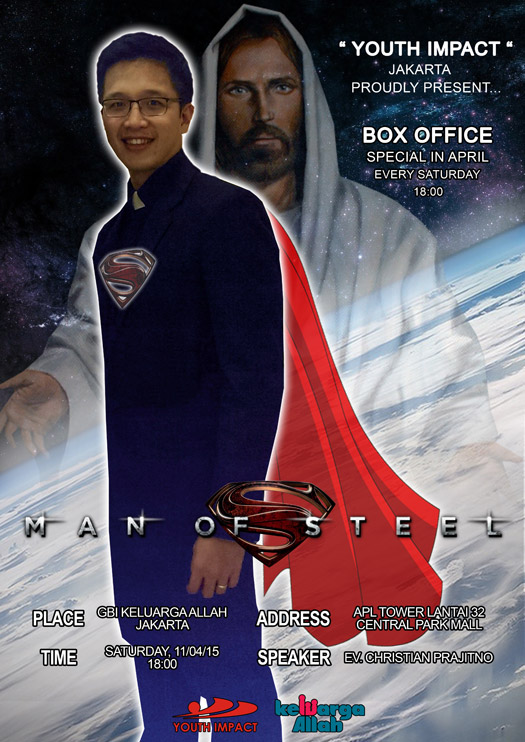 Poster-Ibadah-Youth-Impact-Man-Of-Steel