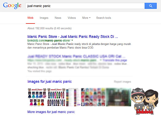 Website-Manic-Panic
