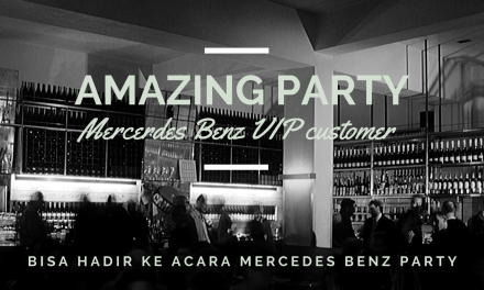 Amazing Party By Mercedes Benz