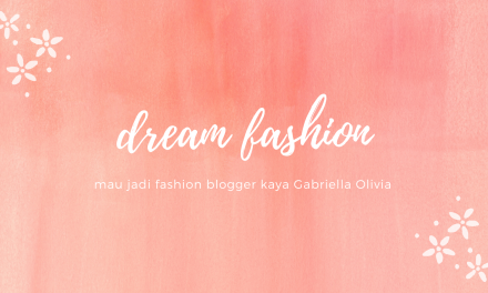 Dream Fashion!