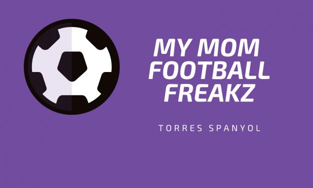 My Mom Super Duper Football FREAKZZZ!!