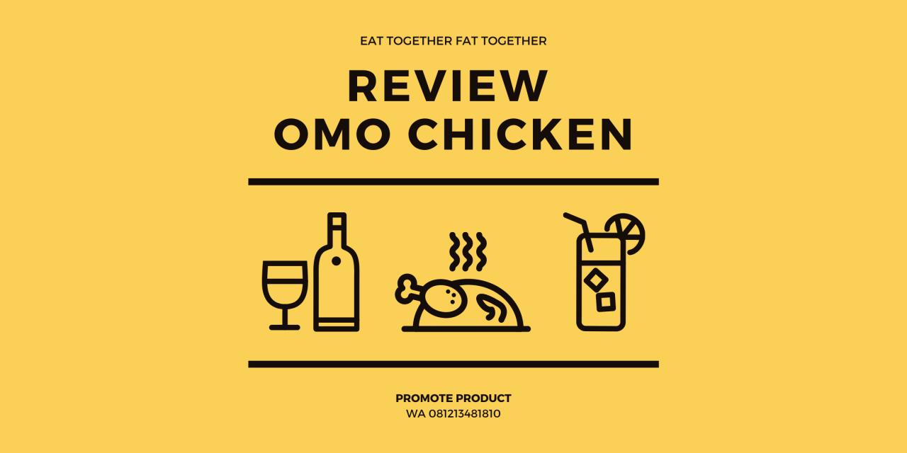 Omo Chicken Restaurant From Korea